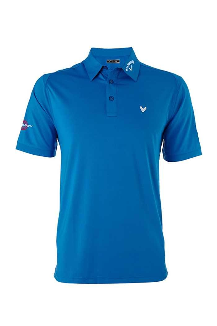 Picture of Callaway zns  Men's Tour Opti Vent Polo Shirt - Magnetic Blue