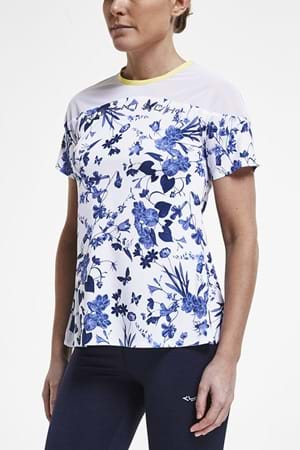 Picture of Rohnisch Dorit Run Tee - Porcelain