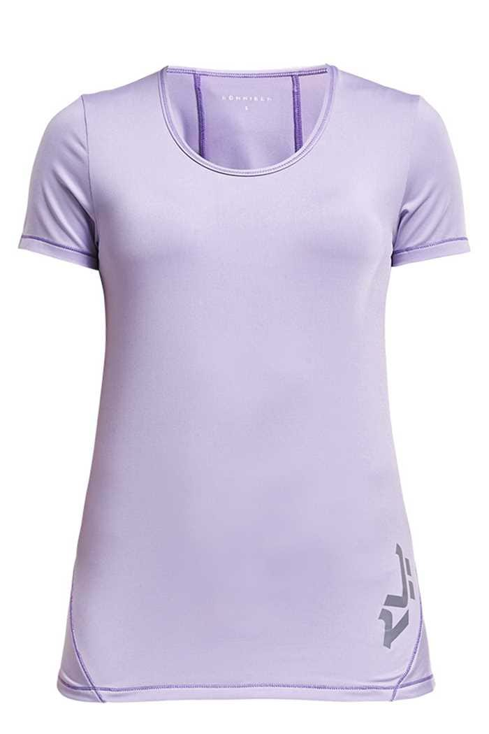 Picture of Rohnisch Genna Tee Top - Lavendel