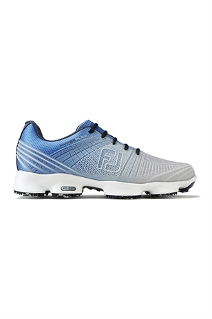 Picture of FootJoy Men's HyperFlex II Golf Shoes - Blue/Silver