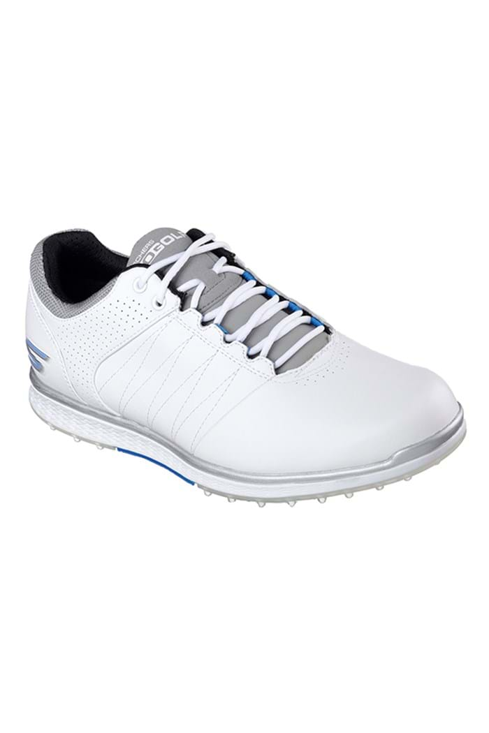 Picture of Skechers  ZNS Go Golf Elite 2 Golf Shoes - White / Grey / Blue