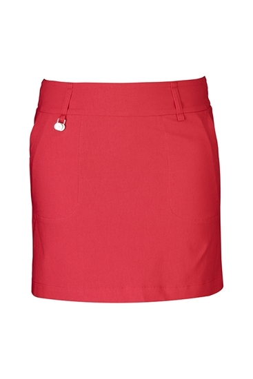 daily sports zns magic skort   45cm   tomato   daily
