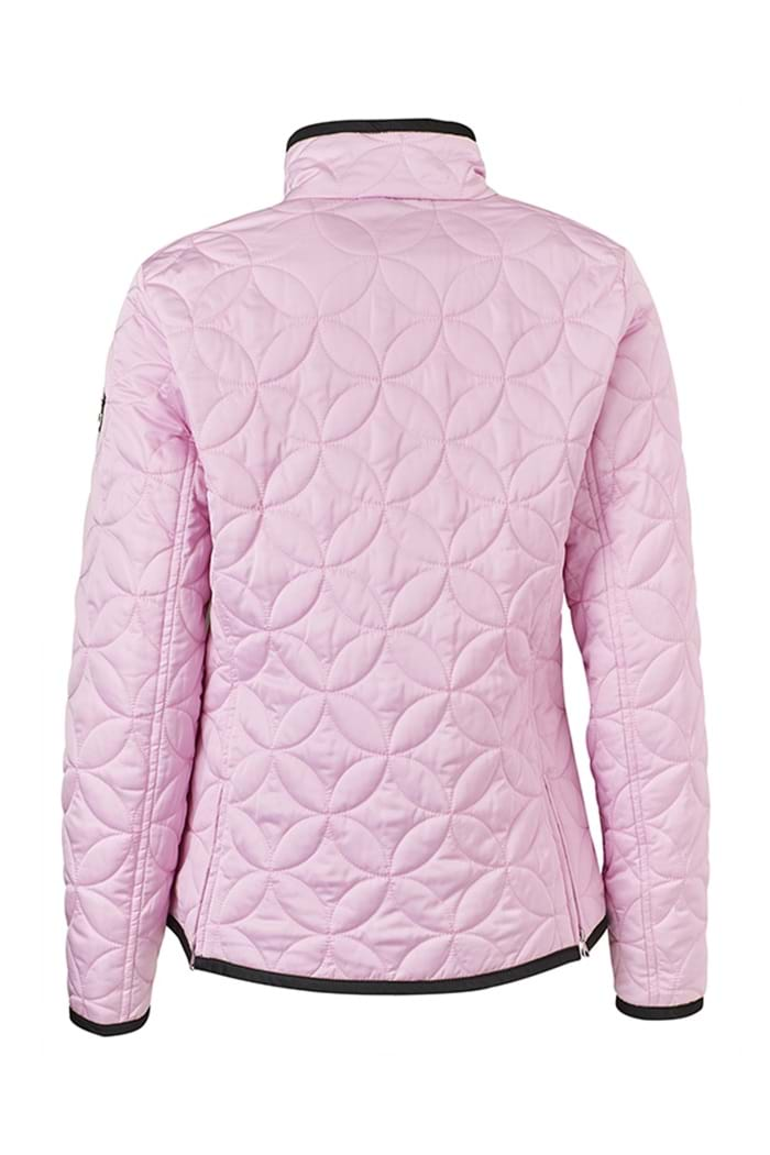2697314e1e6e4 Daily Sports ZNS Britney Quilted Jacket - Rose - Daily Sports ...