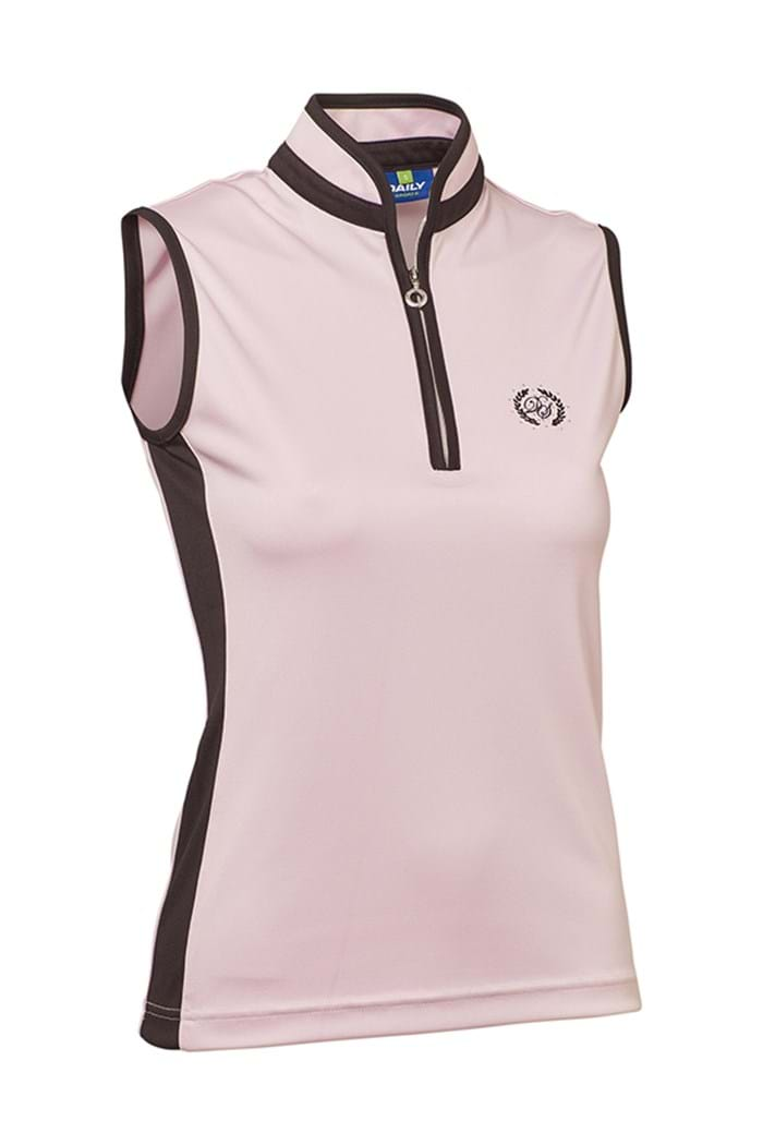 Picture of Daily Sports NOPIC Marge Sleeveless Polo Shirt - Rose