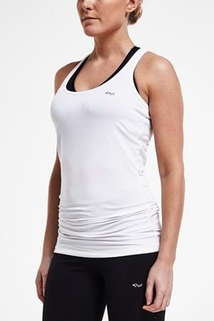 Picture of Rohnisch Long Racerback - White