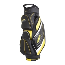 Picture of Powakaddy 2017 Premium Golf Cart Bag - Black/Yellow