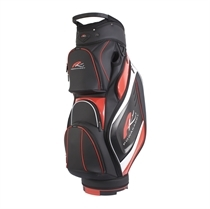 Picture of Powakaddy 2017 Premium Golf Cart Bag - black/White/Red