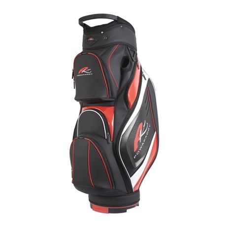Picture of Powakaddy 2017 Premium Golf Cart Bag - black/White/Red