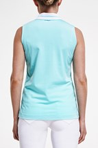 Picture of Rohnisch ZNS  Pim Sleeveless Polo Shirt - Fly