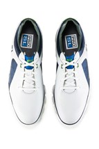 Picture of Footjoy ZNS Pro SL Golf Shoes - White/Blue