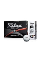 Picture of Titleist Pro V1X Golf Balls 2016