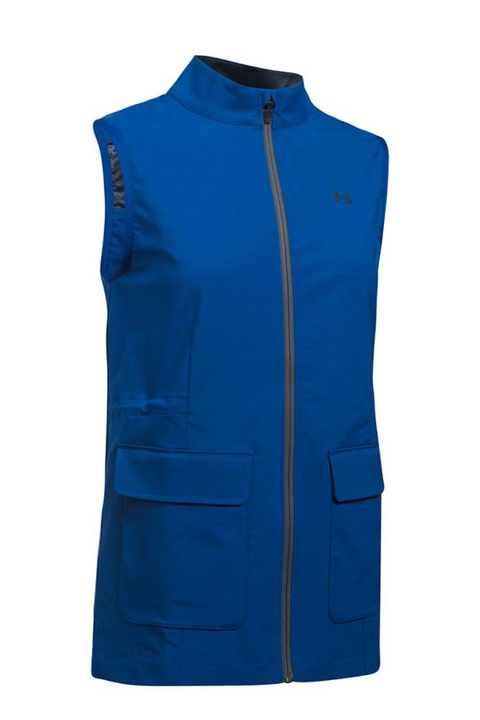 Picture of Under Armour Storm Windstrike FZ Vest/Gilet - Royal