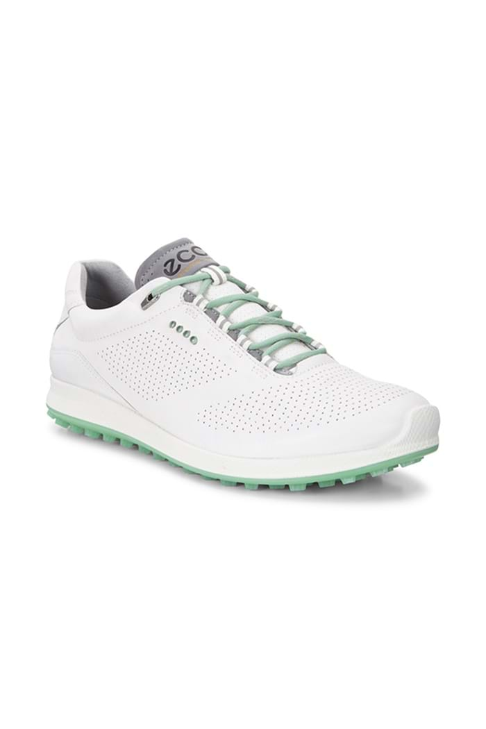 d5d66c33 Ecco ZNS Ladies Golf Biom Hybrid 2 Golf Shoes - White / Green