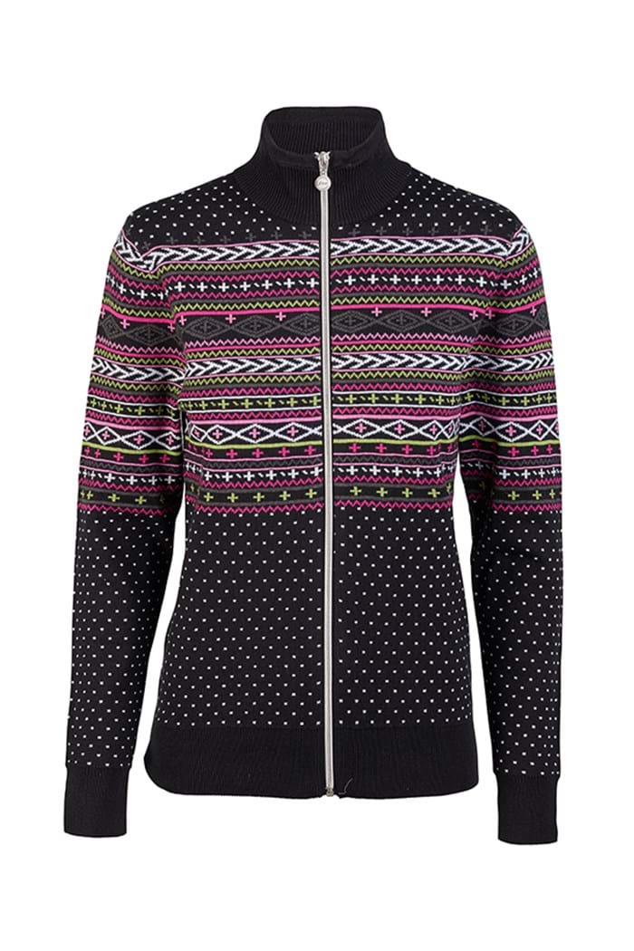 Picture of Daily Sports ZNS Georgia Cardigan - Black