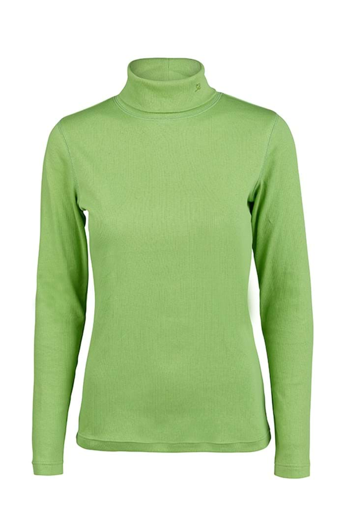 Picture of Daily Sports ZNS Maggie L/S Rollneck - Lime