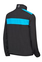 Picture of Oscar Jacobson ZNS Dreyfuss Tour 1/2 Zip - Black / Teal