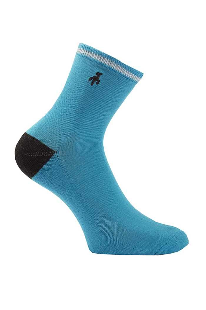 Picture of Green Lamb ZNS Hayley 3-pack Socks - Black/Fjord Blue