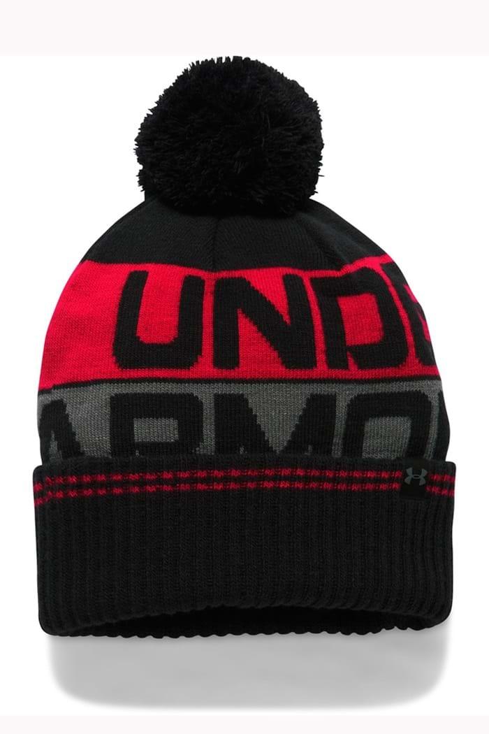 ddf797903f3ac Under Armour ZNS UA Men s Retro Pom Beanie 2.0 - Under Armour ...