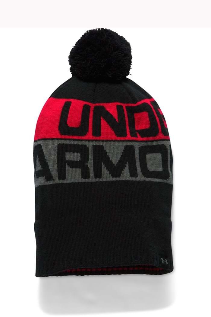 Under Armour ZNS UA Men s Retro Pom Beanie 2.0 - Under Armour ... e666bde49b
