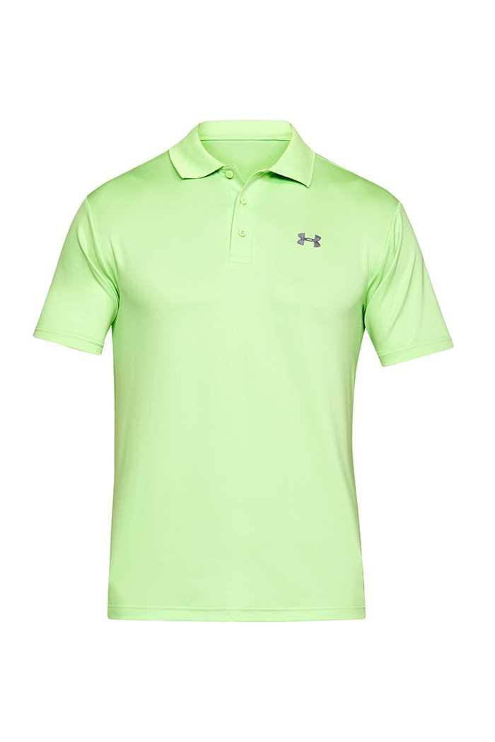 Picture of Under Armour zns  UA Performance Polo Shirt  - Green 712