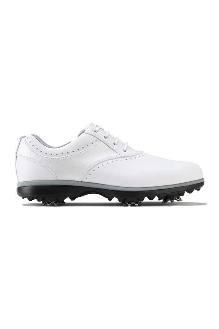 Picture of Footjoy Emerge Ladies Spiked Golf Shoes - White