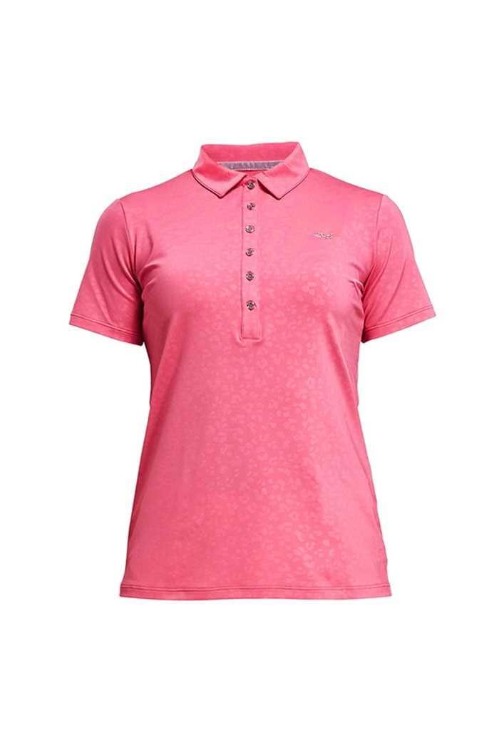 Picture of Rohnisch zns Ally Polo Shirt - Clover Emboss Flora