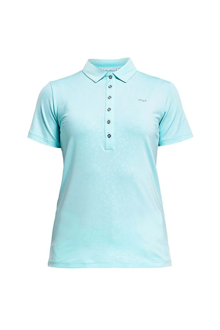 Picture of Rohnisch ZNS Ally Polo Shirt - Clover Emboss Fly