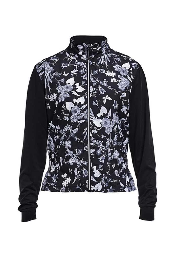 Picture of Rohnisch ZNS Cee Windproof Jacket - Black Butterfly