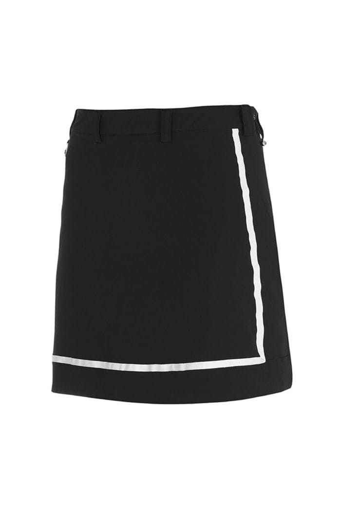 Picture of Rohnisch Delia Ribbon Skort - Black