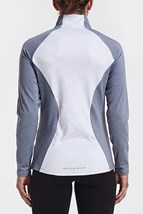Picture of Rohnisch ZNS Keep Warm 1/2 Zip Top - Fog Hazy Arc