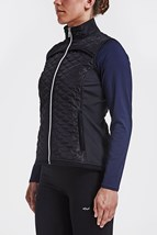 Picture of Rohnisch Keep Warm Vest/Gilet - Black