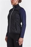 Picture of Rohnisch Keep Warm Vest/Gilet - Black