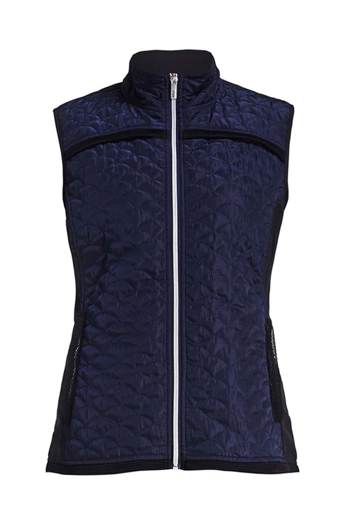 Picture of Rohnisch Keep Warm Vest/Gilet - Indigo Night