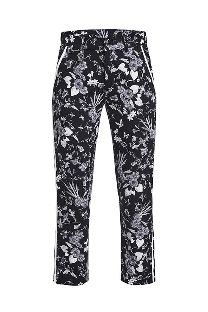 Picture of Rohnisch zns Kia 7/8 Pants - Black Butterfly