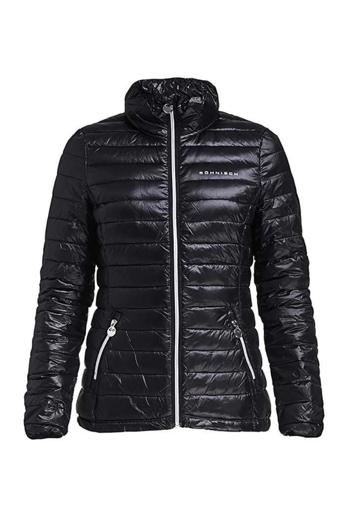 Picture of Rohnisch znsv Light Down Jacket - Black