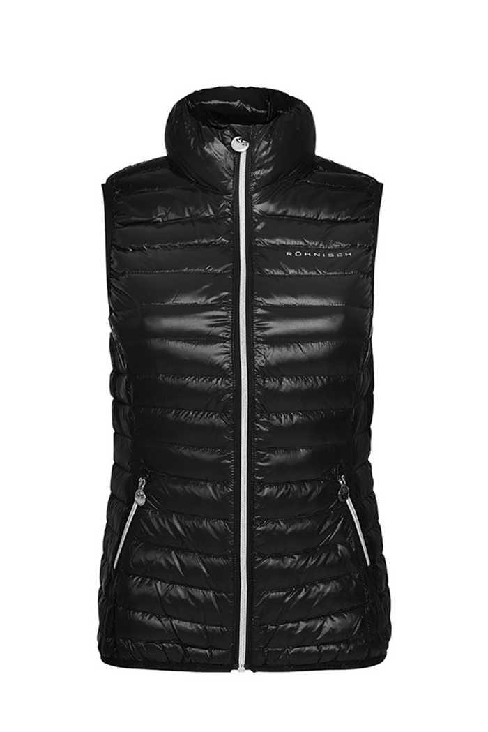 Picture of Rohnisch zns  Light Down Vest/Gilet - Black