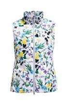 Picture of Rohnisch Marta Windbreak Vest/Gilet - Multi Butterfly