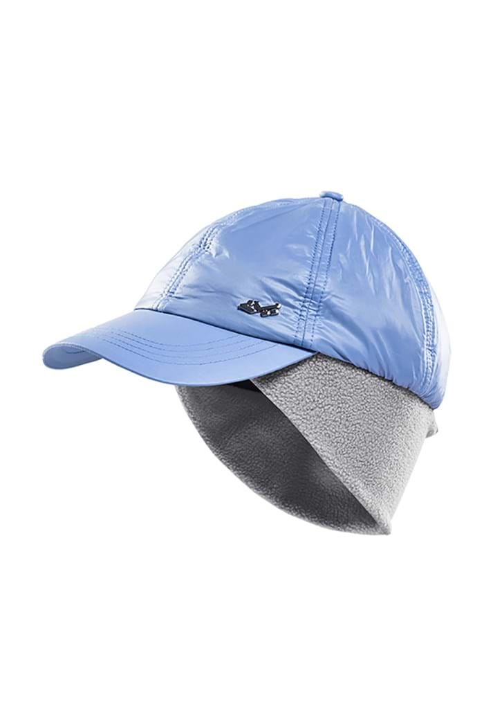 Picture of Rohnisch zns Padded Logo Cap - Dusty Blue