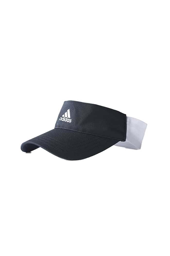 Picture of adidas 3 Stripe Visor - Black