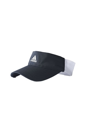 Picture of adidas 3 Stripe Visor - Black