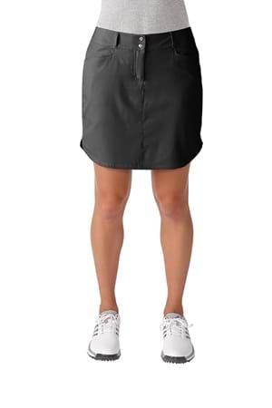 Picture of adidas 3 Stripes Skort - Black
