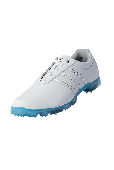 new arrival 476dc 42cf3 Adidas Adipure Flex Wide Golf Shoes - White - - Eureka Golf