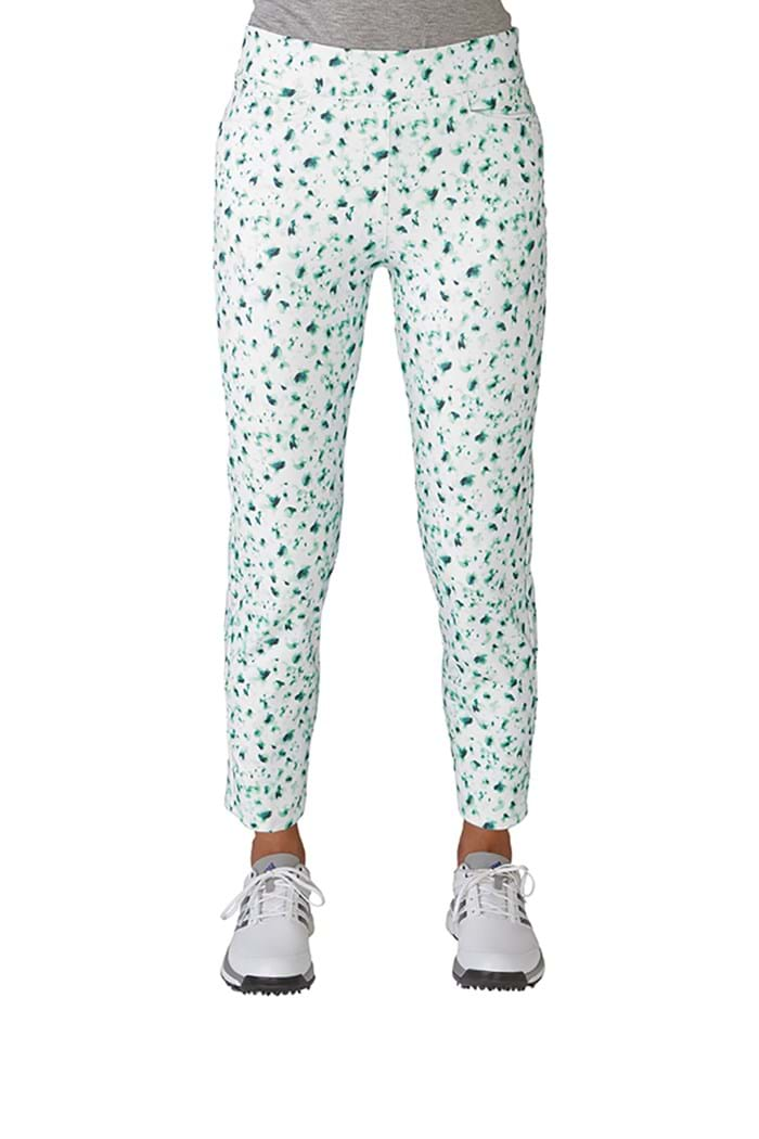 Picture of Adidas zns  Adistar Cropped Patterned Pant - White/Mint