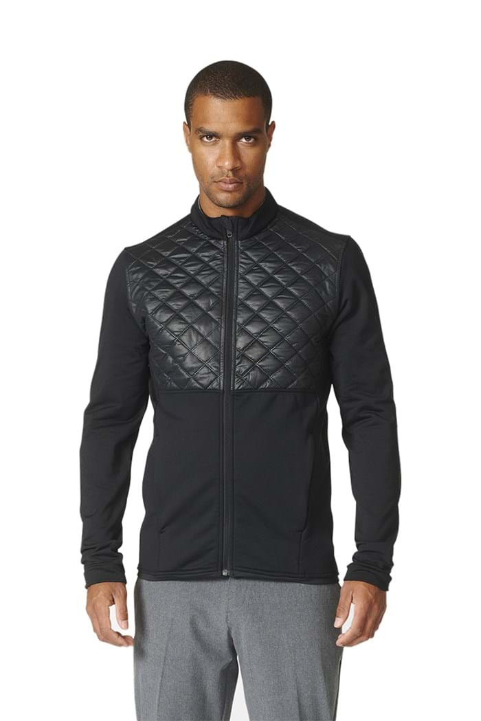 Picture of adidas ZNS Climaheat Prime Fill Quilted Jacket - Black
