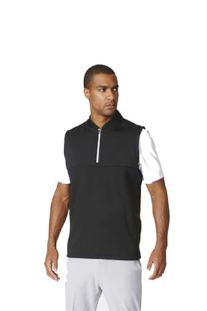 Picture of adidas Climawarm Debossed Vest - Black