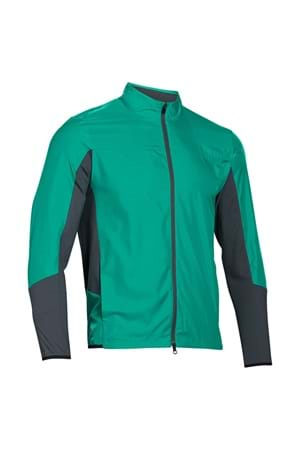 Picture of Under Armour UA Groove Hybrid Jacket - Green/Grey