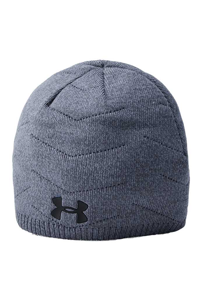 Picture of Under Armour ZNS UA Knit Reactor Beanie - Grey