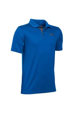 Picture of Under Armour zns  UA Matchplay Junior Polo Shirt - Blue