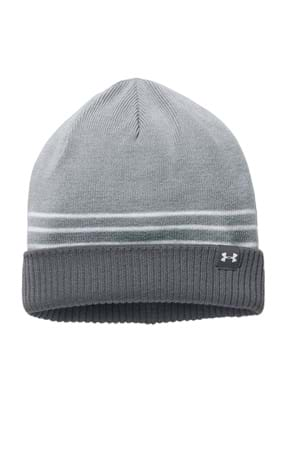 Picture of Under Armour UA Men's 4 in 1 Beanie 2.0 - Black 941