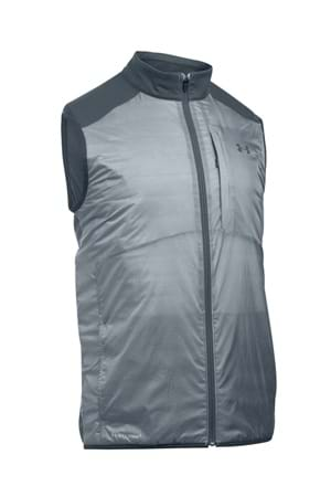 Picture of Under Armour ZNS UA Storm Coldgear Insulated Vest/Gilet - True Grey/Steel